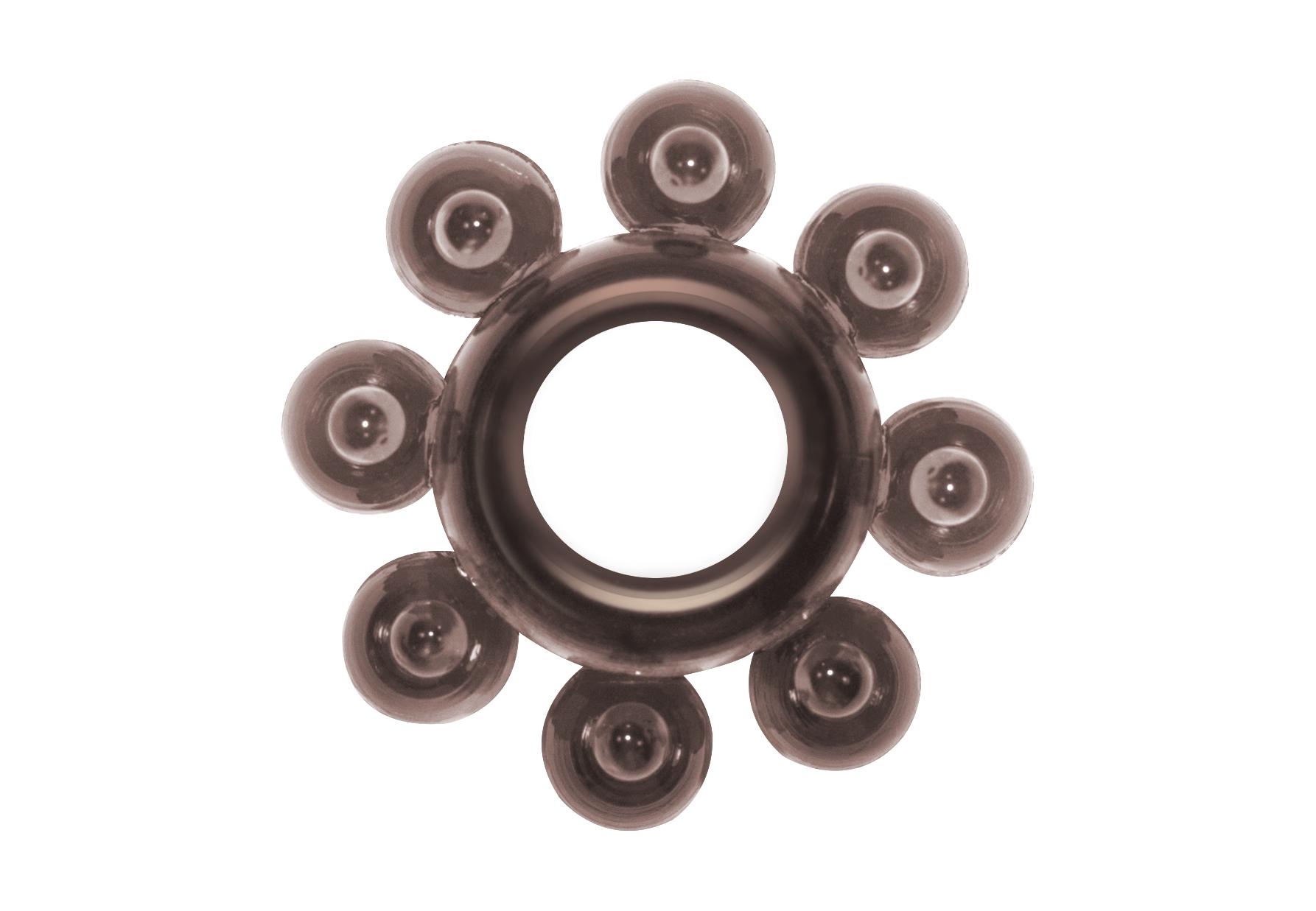 Эрекционное тугое кольцо, Тугое кольцо на половой член за мошонку со 3 фотография